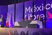 México Libre estará en 2021