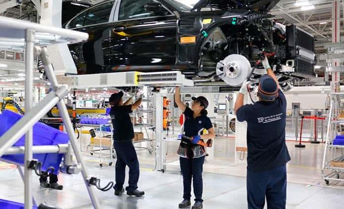 Proyecta planta BMW a SLP a nivel mundial: Sedeco
