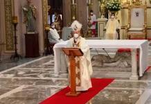 Lamenta el arzobispo cifras de muertes por Covid y por la violencia