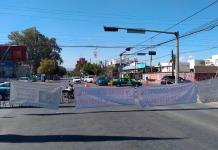 Denuncia el SITTGE agresión y daños de automovilista a su plantón