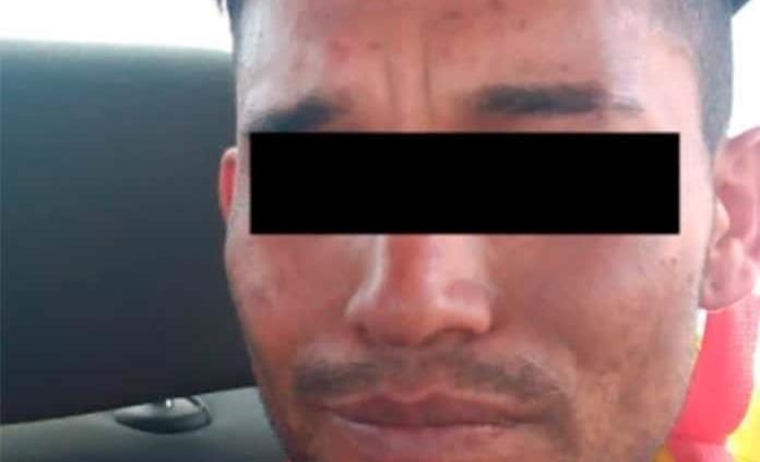 Sorprenden a sujeto con motocicleta robada en Soledad