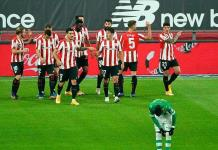 El Athletic golea 4-0 al Betis y se aleja del descenso