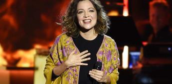 Lafourcade: Siento que México está ganando el Latin Grammy