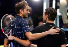 Medvedev y Thiem dejan al tenis frente a un fascinante 2021