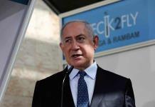 Netanyahu realiza reuniones para intentar formar gobierno en Israel a falta de mayorías