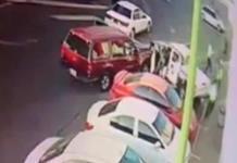 Atacan camioneta de valores en 42 segundos en Sonora; hay un muerto
