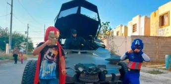 Batman recolecta firmas para competir por gubernatura de NL