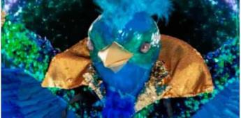 El Quetzal de Mane de la Parra vuela de ¿Quién es la máscara?