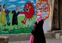 Cisjordania extiende toque de queda y restricciones hasta febrero