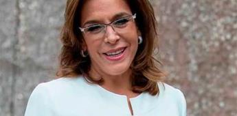 Fernanda Familiar dice que cortará señal a las mentiras de AMLO