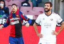 Ratifican tarjeta para Messi por quitarse camiseta y homenajear a Maradona