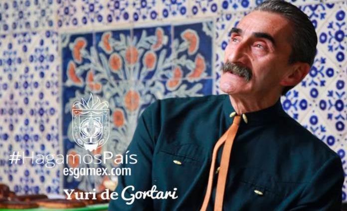 Fallece el maestro Yuri de Gortari a los 69 años