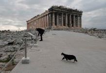 Grecia protegerá sus sitios arqueológicos de los efectos del cambio climático