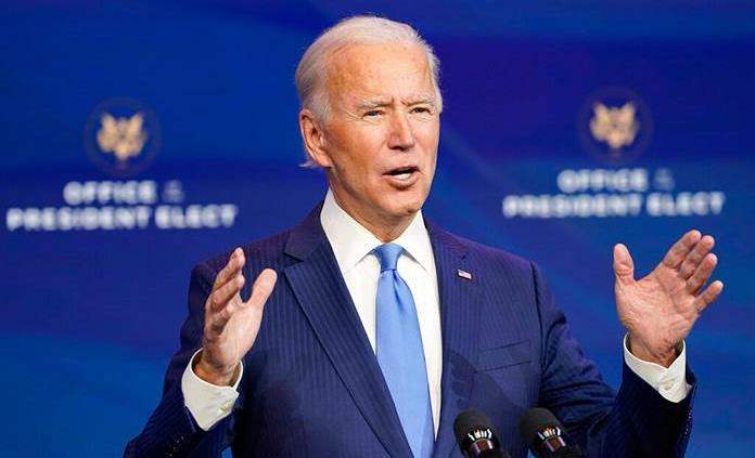 Biden propondrá un nuevo plan de estímulo fiscal de 1.5 billones de dólares