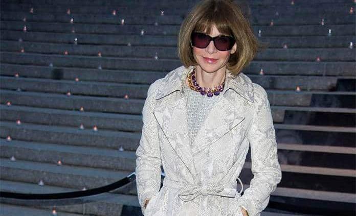 Anna Wintour al frente de contenidos de Condé Nast