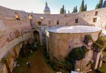El gran mausoleo de Augusto en Roma abrirá en marzo tras décadas de abandono