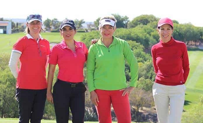 Expertos jugadores en el Torneo de Golf de La Loma