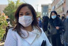 Movimiento Ciudadano en pláticas con Sonia Mendoza para elegir candidata a gobernadora