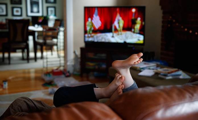 El año en el que nuestro ocio se concentró en una televisión