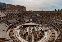 Las obras para reconstruir la arena del Coliseo romano comenzarán en 2021