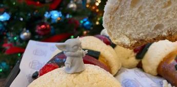 Crean rosca de Baby Yoda