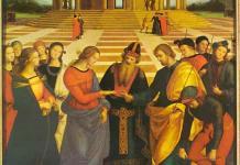 La tecnología clona el cuadro Los desposorios de la Virgen de Rafael