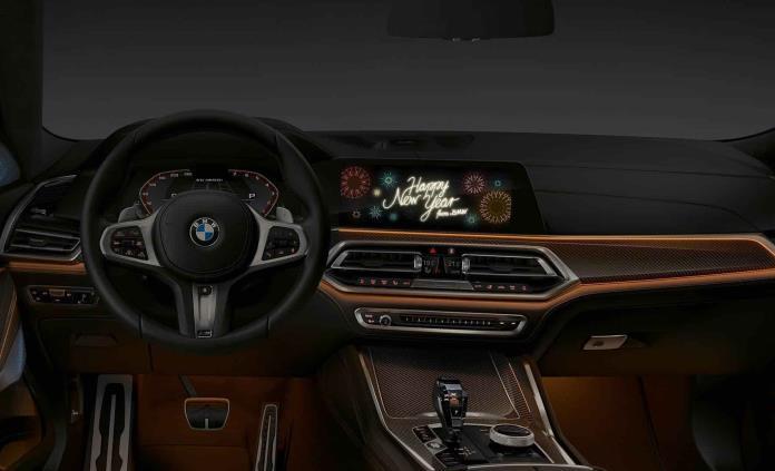 Autos BMW se unirán a las celebraciones de fin de año