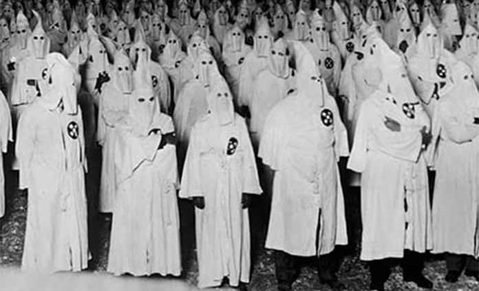Hacen públicos expedientes de miembros del KKK en Colorado