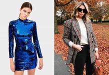 Glamour y color para recibir el año nuevo