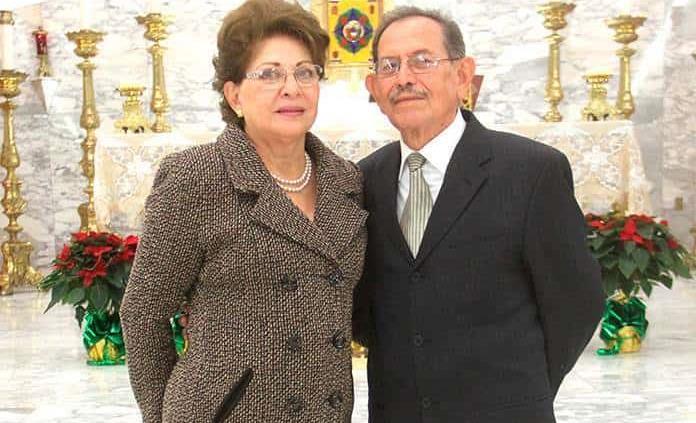 José y Rosa ¡esposos felices!