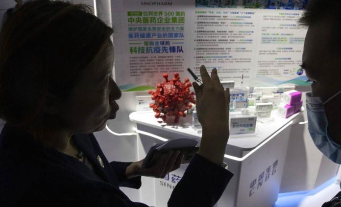 Vacuna china contra el COVID-19 tiene efectividad de 79,3%
