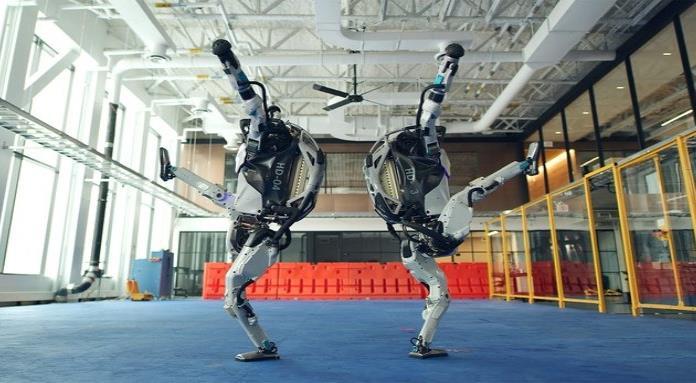 Boston Dynamics presenta a sus robots bailando (VIDEO)