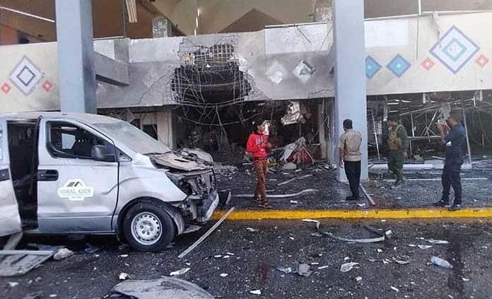 Decenas de muertos en Yemen por explosiones en aeropuerto