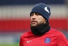 Neymar, con dos partidos de sanción
