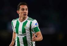 Andrés Guardado supera el Covid-19 y regresa con el Betis