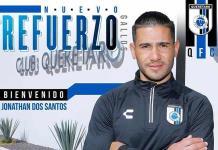 Querétaro confirma que el uruguayo Dos Santos aún no puede jugar en México