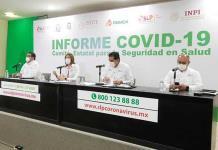 Bajan contagios por Covid en la Huasteca