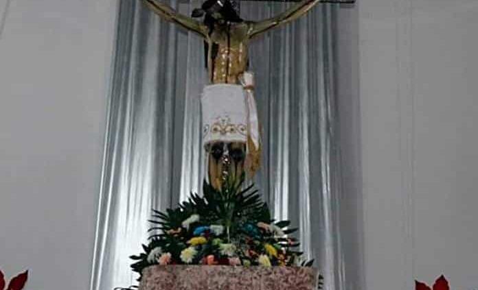 Cancelan festejos al señor de Matehuala