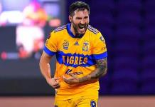 Tigres sufre la baja por lesión de André-Pierre Gignac