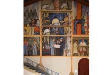 Instituto de Arte de San Francisco vendería mural de Diego Rivera por crisis
