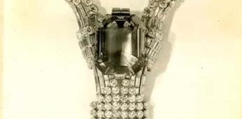 Tiffany reedita un collar histórico con un diamante de 80 quilates