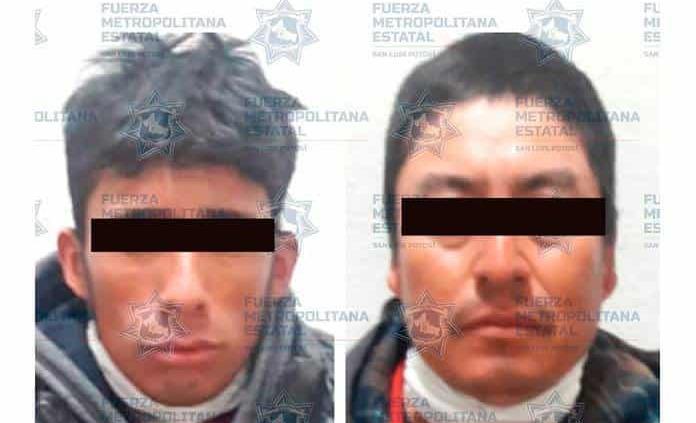Captura FME a tres presuntos robacarros