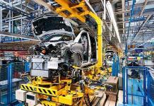 Industria automotriz cayó 20% en 2020