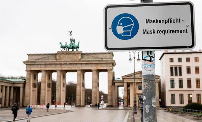 Alemania se encuentra ante la fase más difícil de la pandemia, alerta Merkel