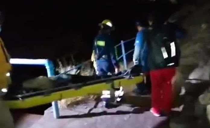 Hallan cuerpo flotando en la presa San José