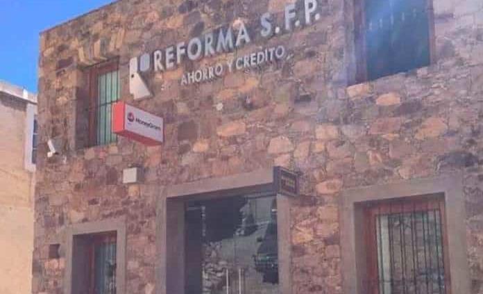 Cartorceños temen fraude de la caja popular Reforma