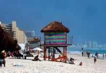 El turismo internacional en México cayó un 45.6 % interanual en noviembre