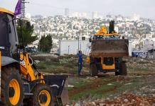 Israel ordena aprobar construcción de 800 viviendas en colonias en Cisjordania ocupada