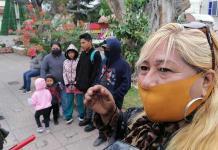 Desalojan a familia a punta de machete en El Carmen 2