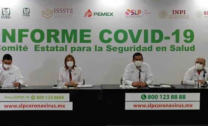 Repuntan contagios de coronavirus